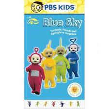 Teletubbies Blue Sky