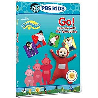Go! Exercise with the Teletubbies