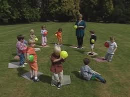 Ball Games with Debbie
