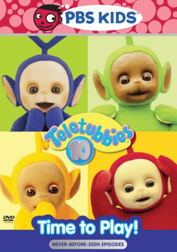 Teletubbies 10 Time To Play