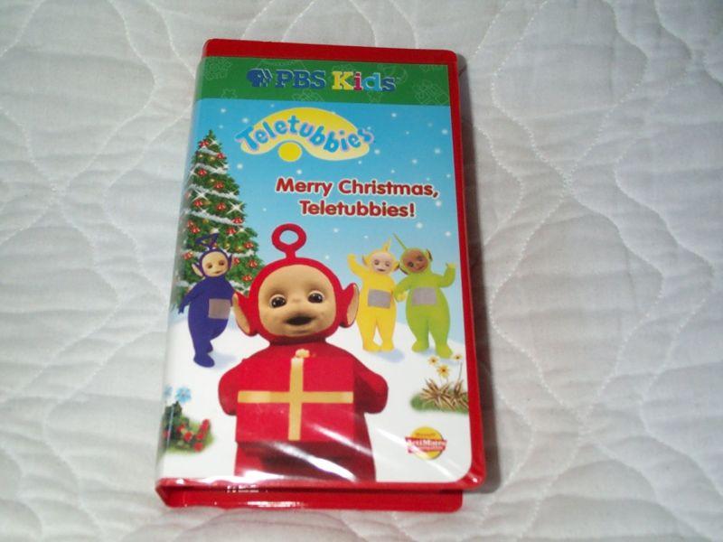 Merry Christmas, Teletubbies!