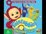 Teletubbies, Number Fun (AU DVD 2014)