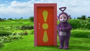 Tinky Winky door reboot