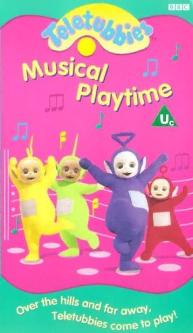 Musical Playtime (VHS)