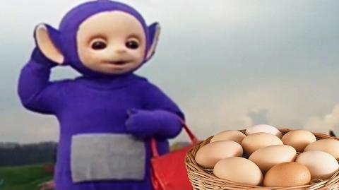 Boys and Eggs