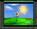 Concept art of Sunflower from Kellogg's Rice Krispies on Softimage