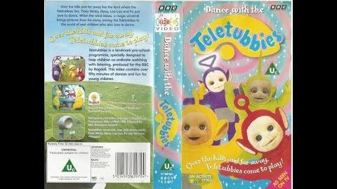 Dance with the Teletubbies (UK VHS 1997)