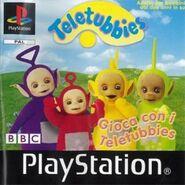 Gioca con i Teletubbies PS1