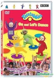 Teletubbies Go! and Lets Dance!