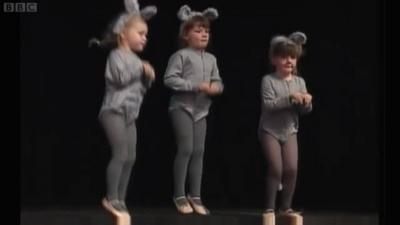 Ballet Rhymes