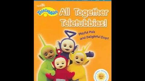 Teletubbies - All Together Teletubbies!
