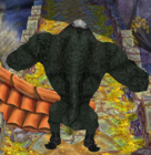Evil Monkey Stand