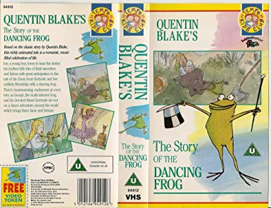 Quentin Blake's The Story of the Dancing Frog