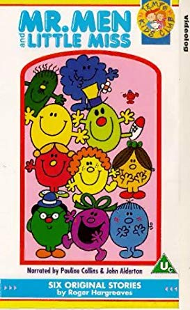 Mr. Men and Little Miss - Six Original Stories