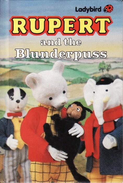 Rupert and the Blunderpuss
