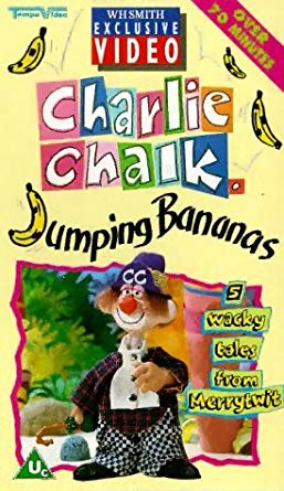 Charlie Chalk - Jumping Bananas