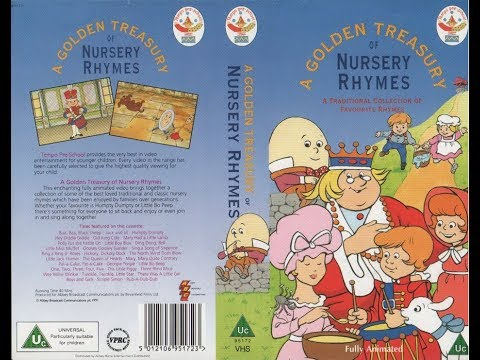 A Golden Treasury of Nursery Rhymes