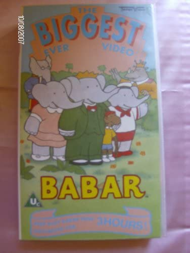 The Biggest Ever Babar Video