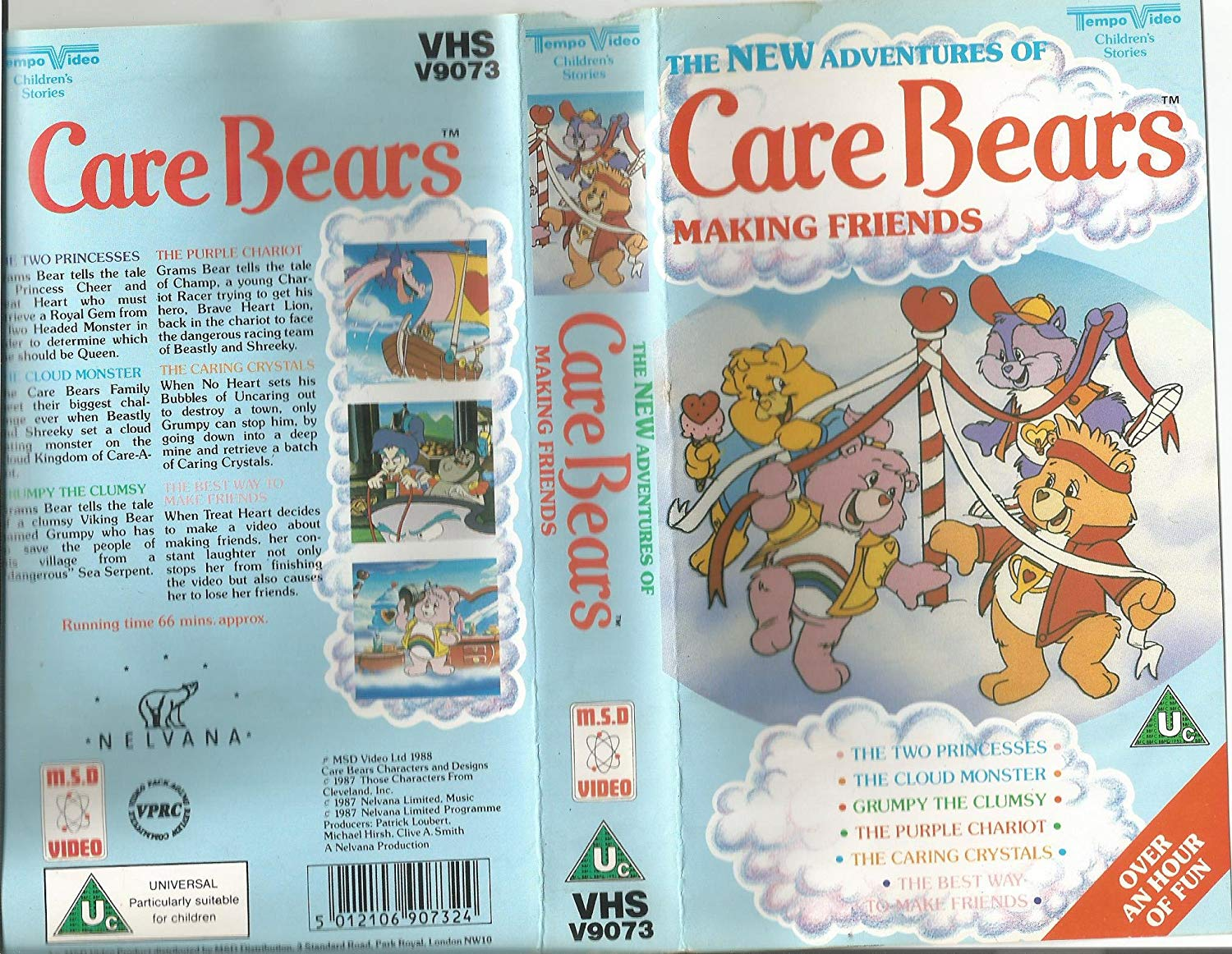 The New Adventures of Care Bears - Making Friends