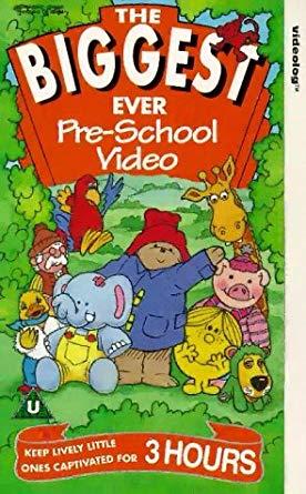 The Biggest Ever Pre-School Video