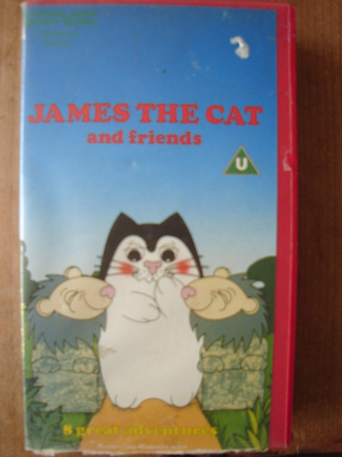 James the Cat and Friends