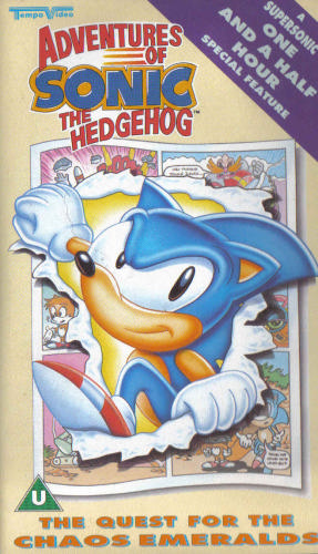 Adventures of Sonic the Hedgehog Volume 5