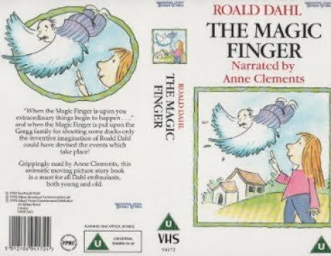 Roald Dahl's The Magic Finger
