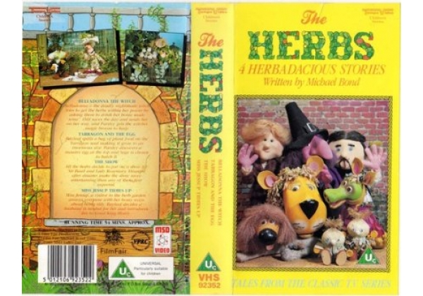 The Herbs - 4 Herbadacious Stories