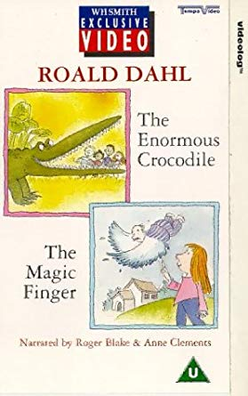 Roald Dahl - The Enormous Crocodile & The Magic Finger