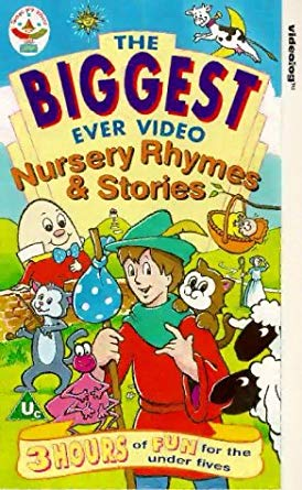 The Biggest Ever Nursery Rhymes and Stories Video