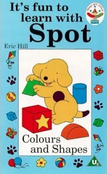 Its Fun To Learn With Spot - Colours and Shapes