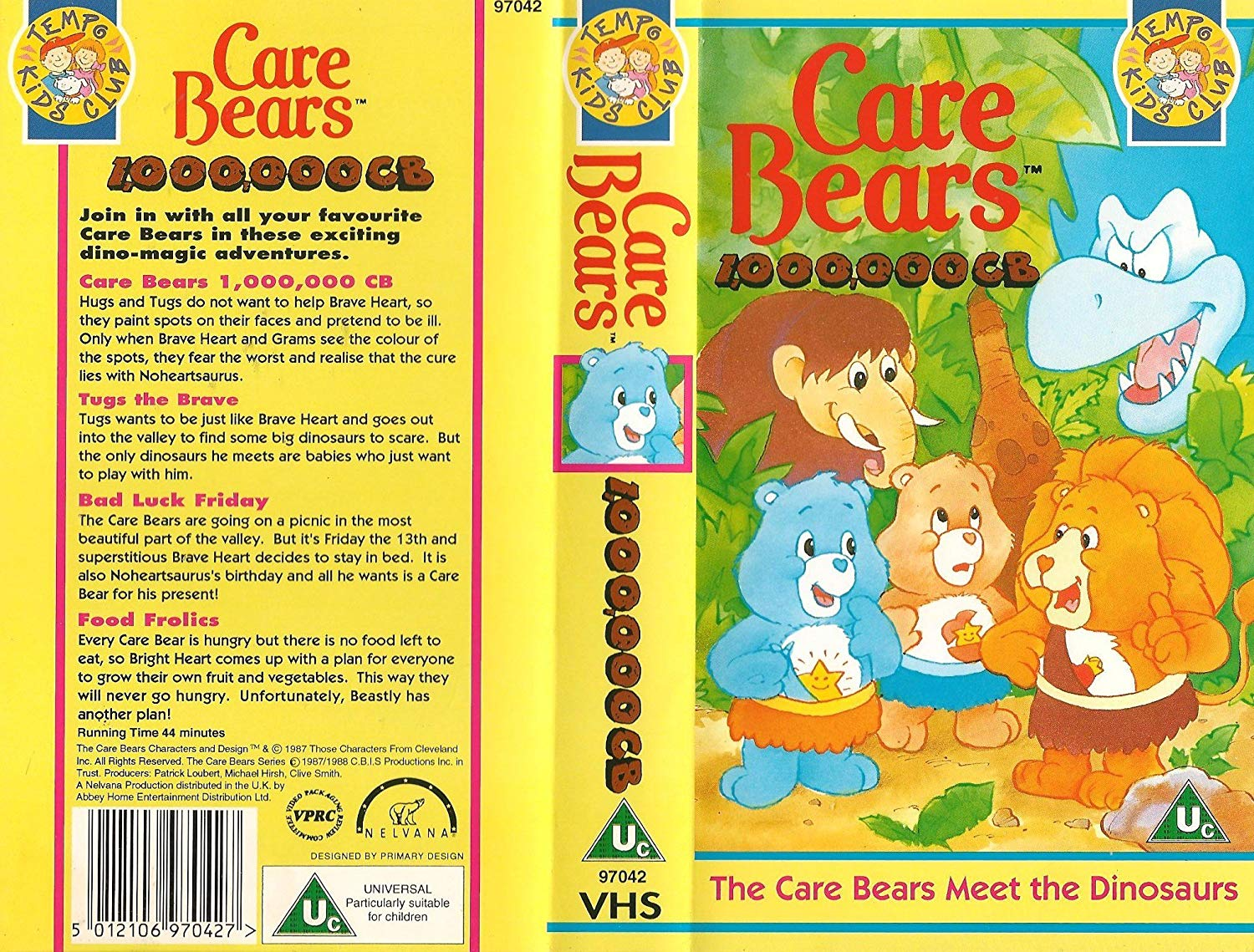 Care Bears - 1,000,000 CB