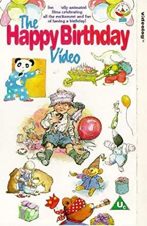The Happy Birthday Video