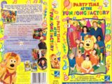 Party Time at the Fun Song Factory
