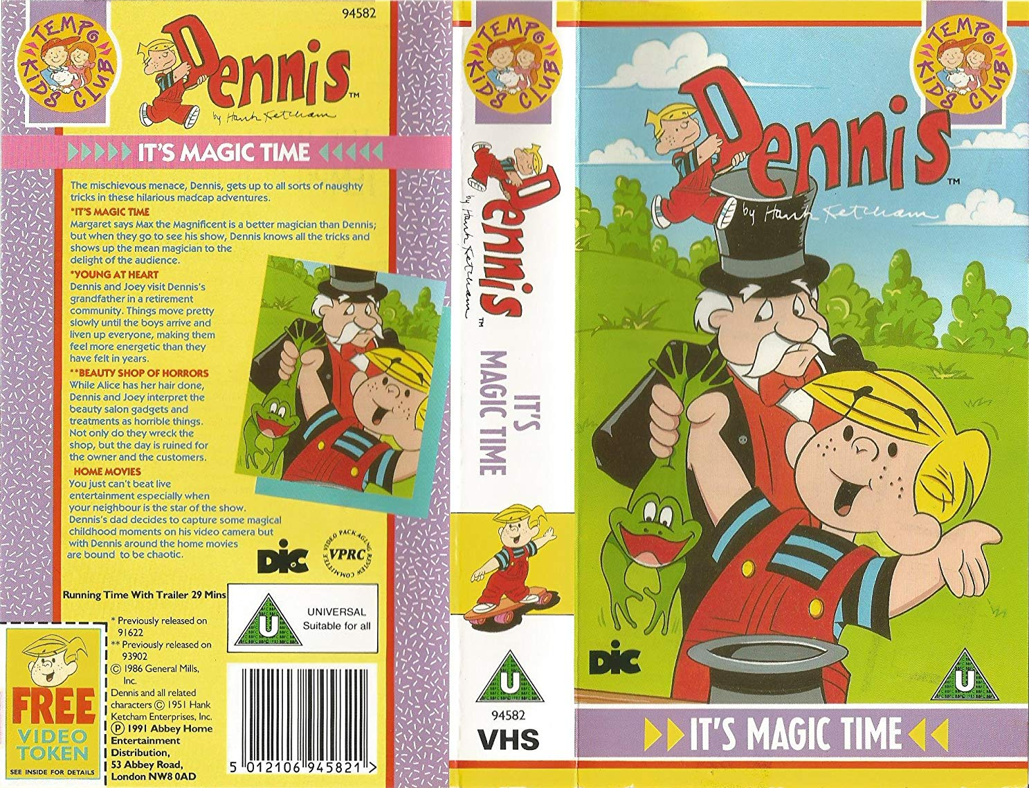 Dennis - It's Magic Time
