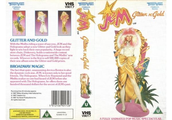 Jem - Glitter N' Gold