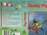 Huxley Pig Goes Flying