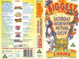The Biggest Ever Saturday Morning Picture Show Video