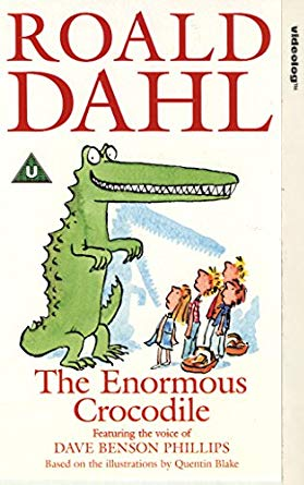 Roald Dahl's The Enormous Crocodile