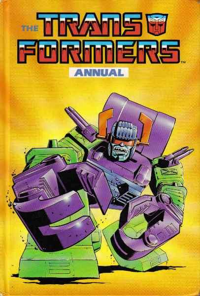 Transformers - Annual 1989