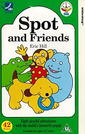 Spot and Friends