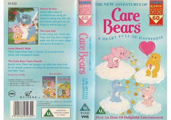 The New Adventures of Care Bears - A Heart Full of Happiness