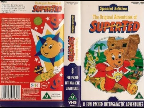 The Original Adventures of SuperTed - Special Edition