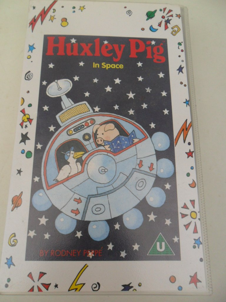 Huxley Pig in Space