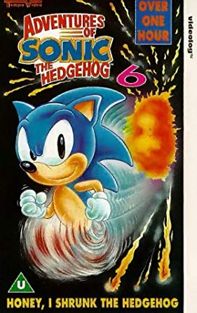Adventures of Sonic the Hedgehog Volume 6