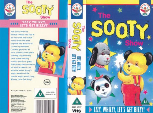 The Sooty Show - Izzy Wizzy, Let's Get Bizzy!