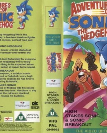 Adventures Of Sonic The Hedgehog High Stakes And Sonic Breakout Tempo Video Wiki Fandom