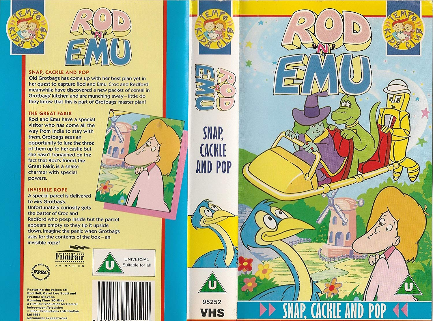 Rod 'n' Emu - Snap Cackle and Pop