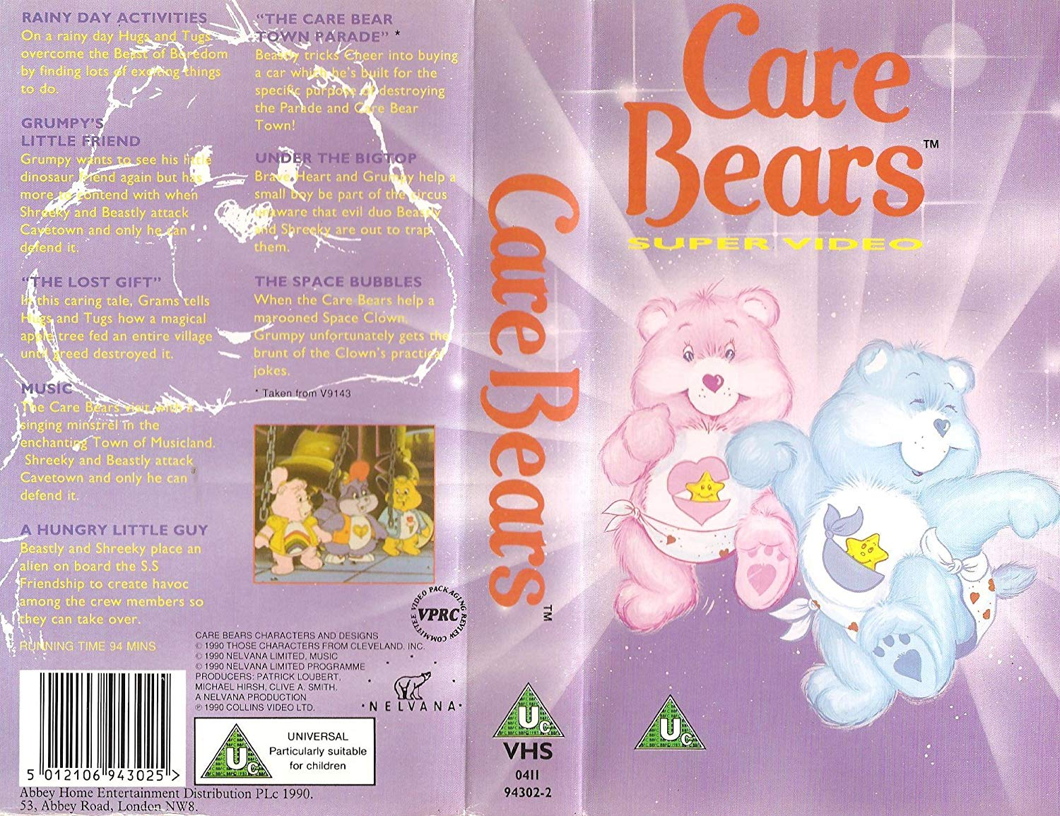 Care Bears - Super Video