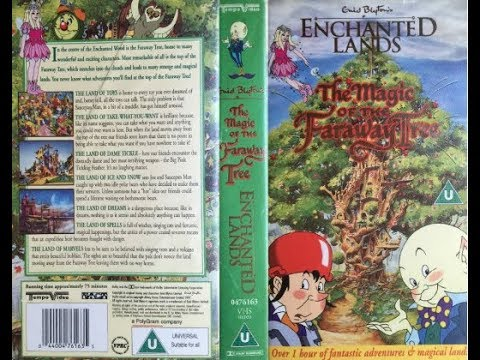 Enid Blyton's Enchanted Lands - The Magic of the Faraway Tree